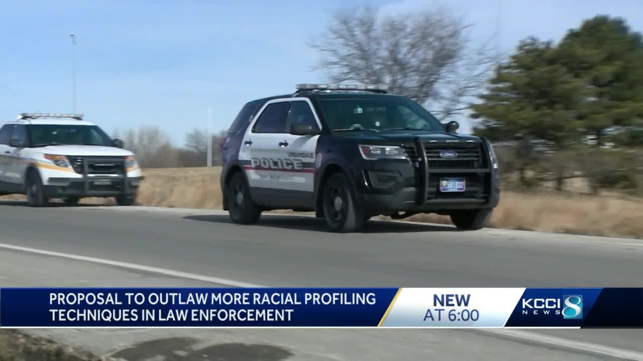 Reynolds to propose law banning racial profiling in Iowa