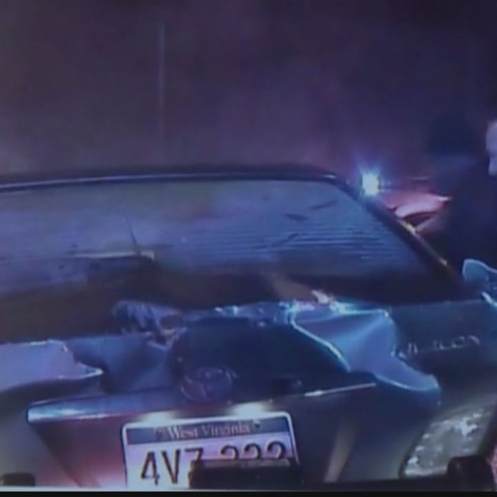 Fatal shooting after police chase