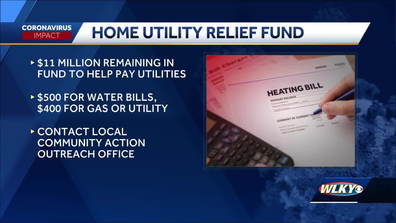 $11 million left to help Kentuckians pay for utilities
