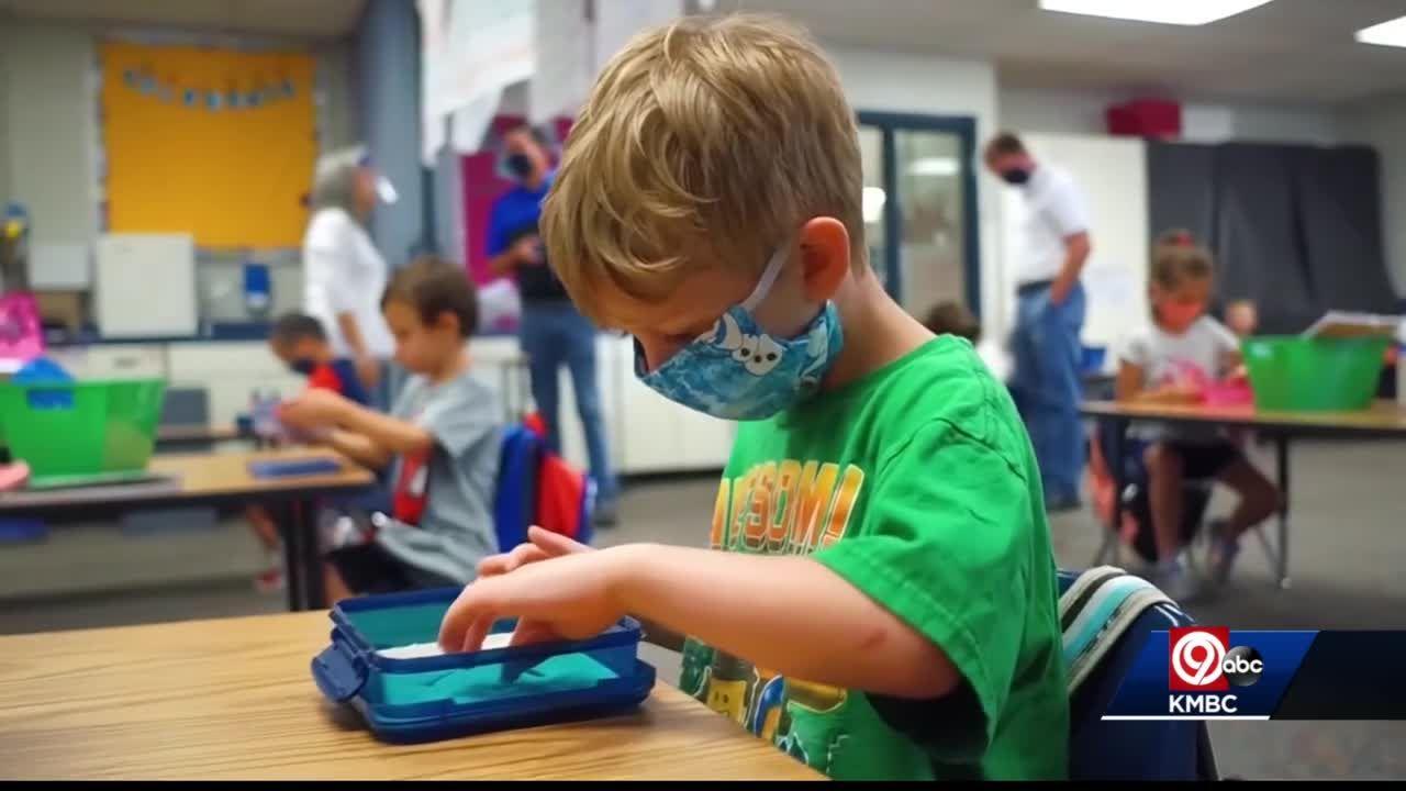 De Soto Public Schools to revisit mask policy at Monday's school board meeting
