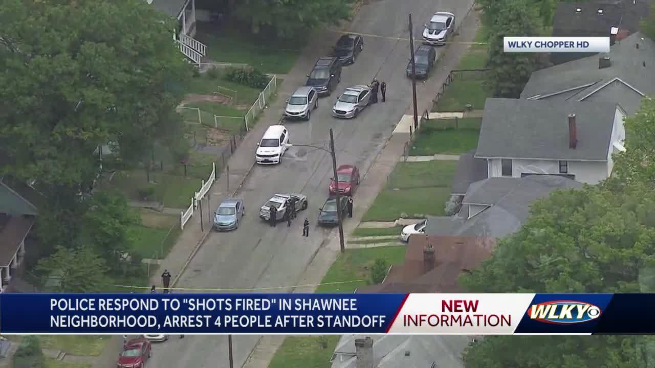 4 in custody after SWAT situation blocks off several homes in Shawnee neighborhood