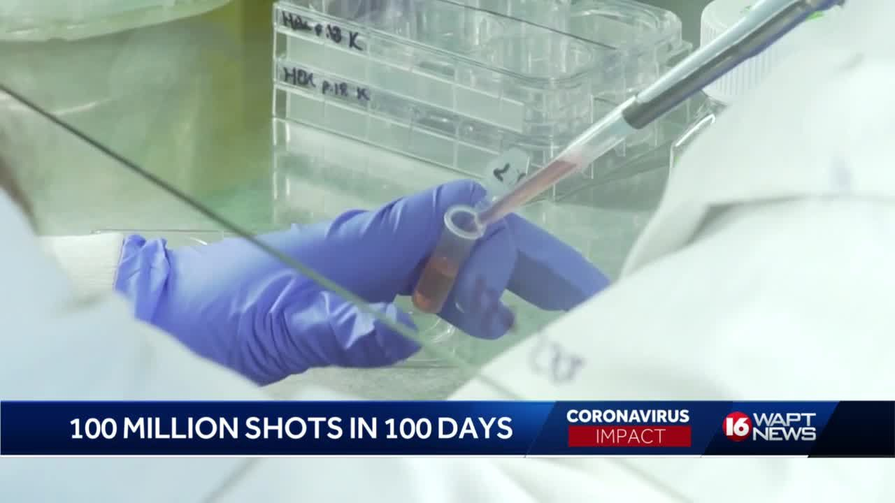 100 million vaccines in 100 days