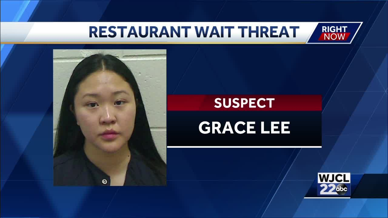 Police: Woman pulls gun on Statesboro restaurant workers