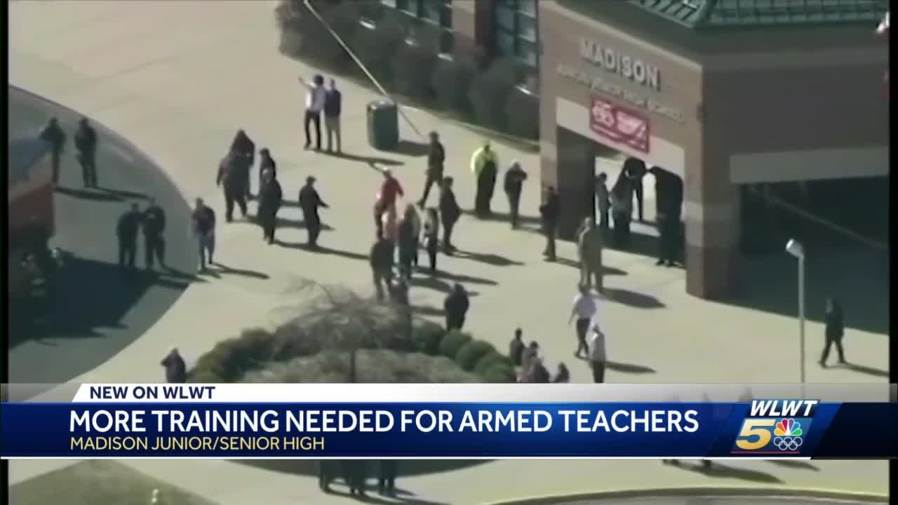Supreme Court: Ohio school teachers can't carry firearms on duty unless they complete peace officer training