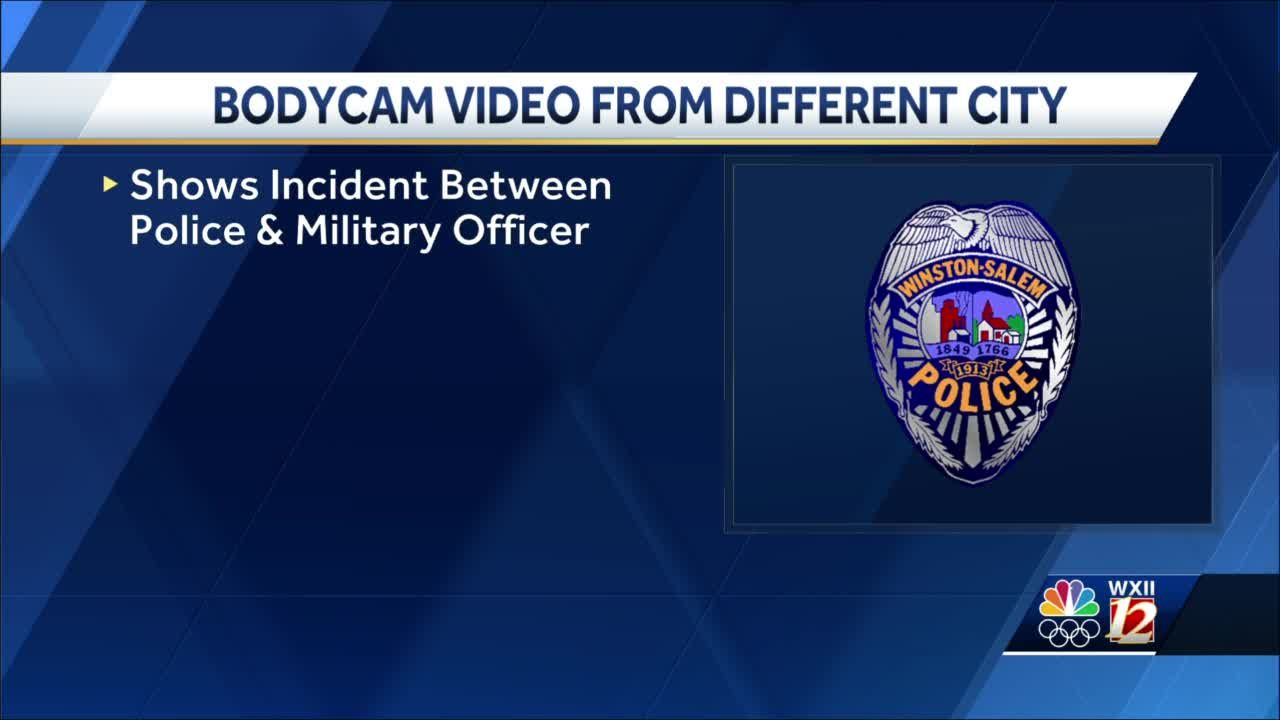 Winston-Salem police respond to video on social media