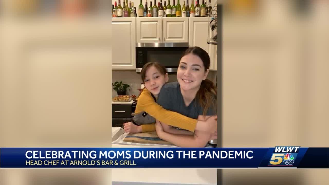 Cincinnati mother-daughter duo team up for culinary videos