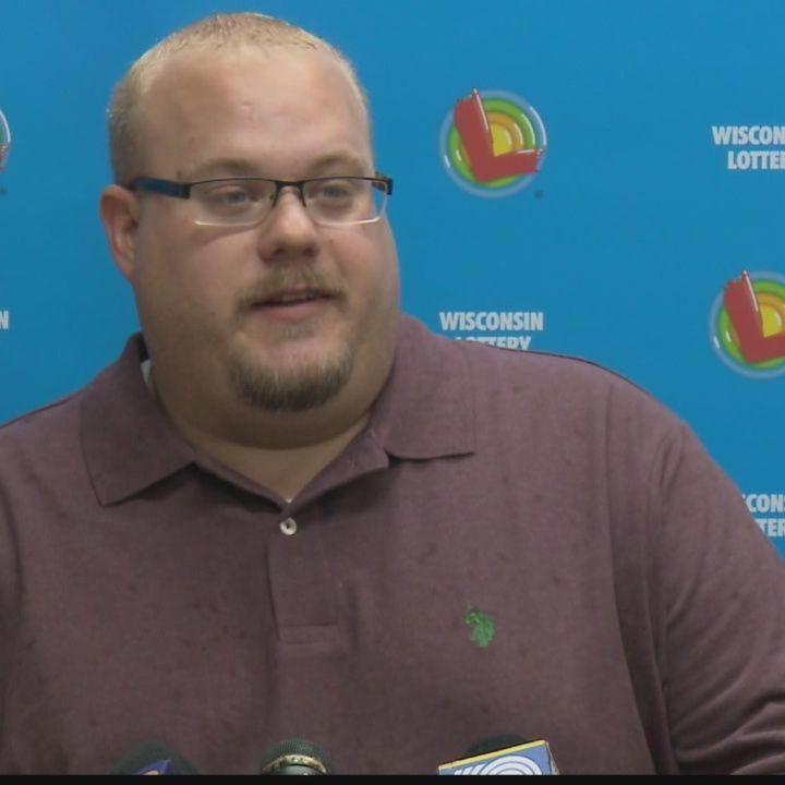 Milwaukee Man Claims The Largest Megabucks Jackpot In Wisconsin History