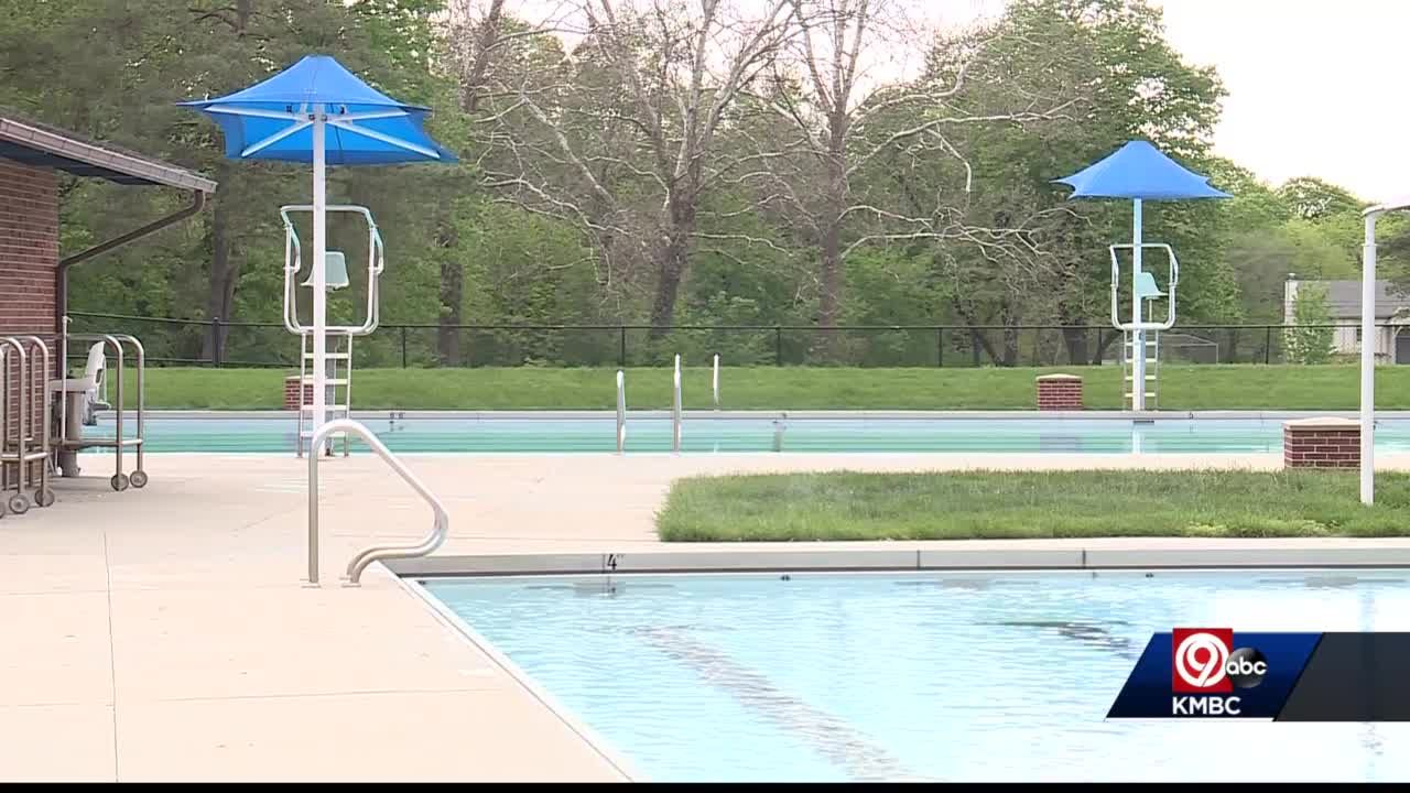 Kansas City area's public pools are preparing to open Memorial Day weekend