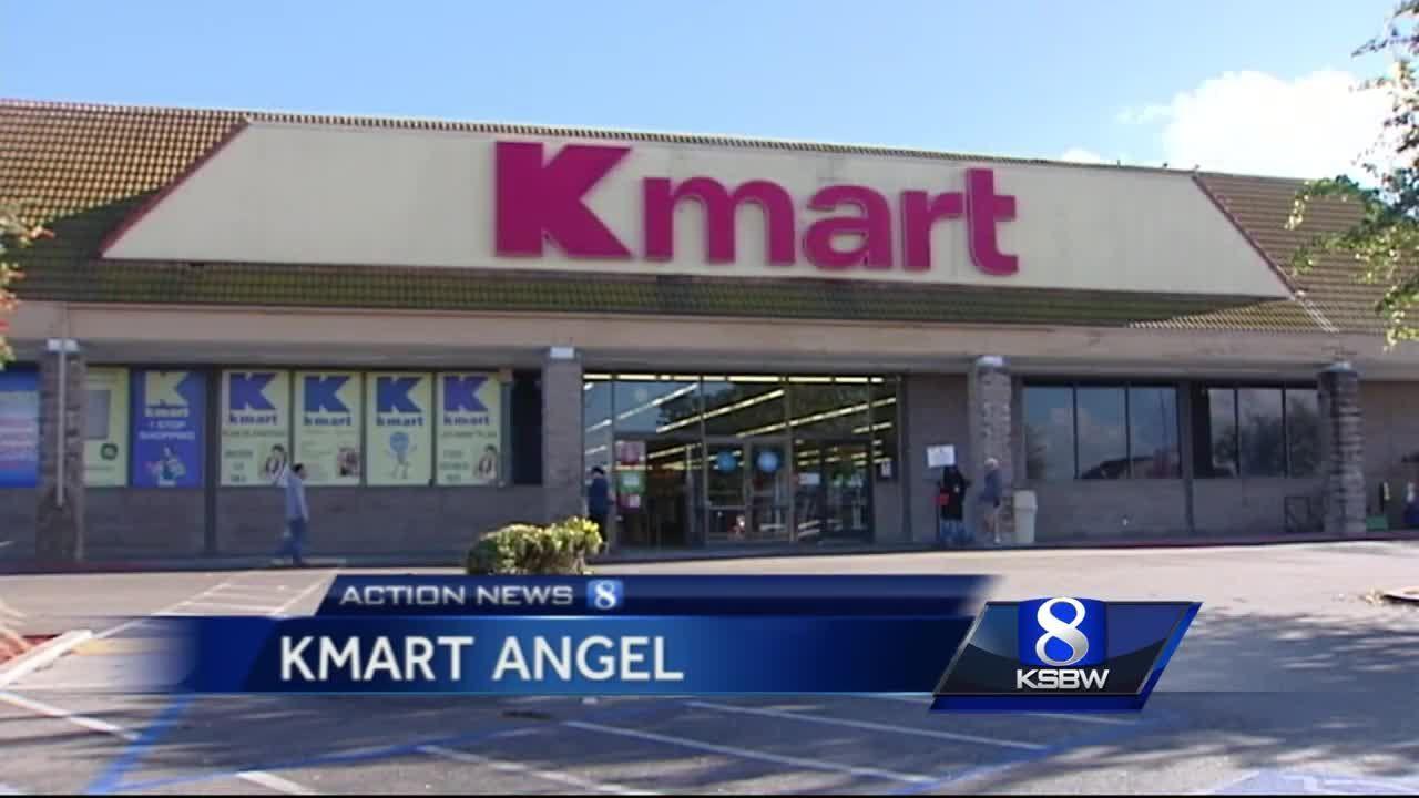 Layaway angel at Salinas K-Mart