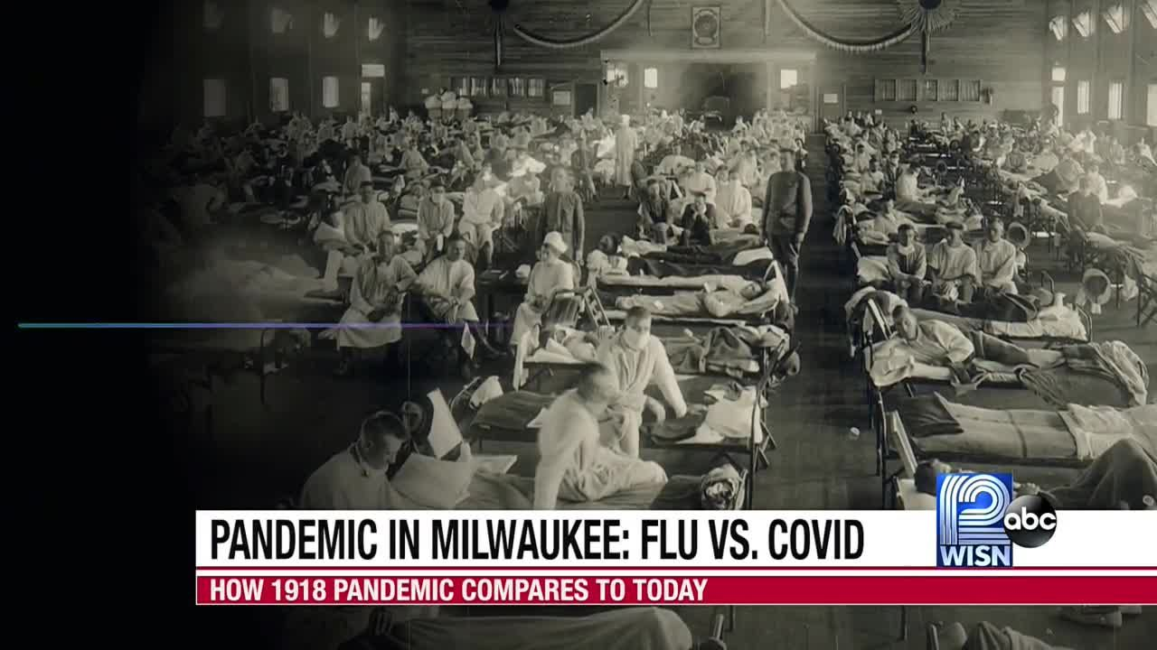 Milwaukee fared well in previous pandemic