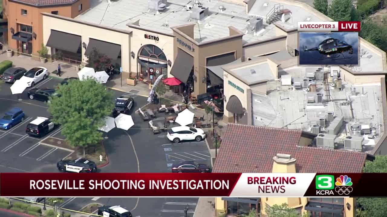 Investigation underway after shooting in Roseville