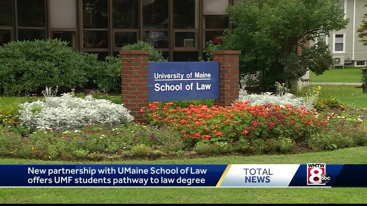 Maine Students Offered Faster Pathway To Law Degree