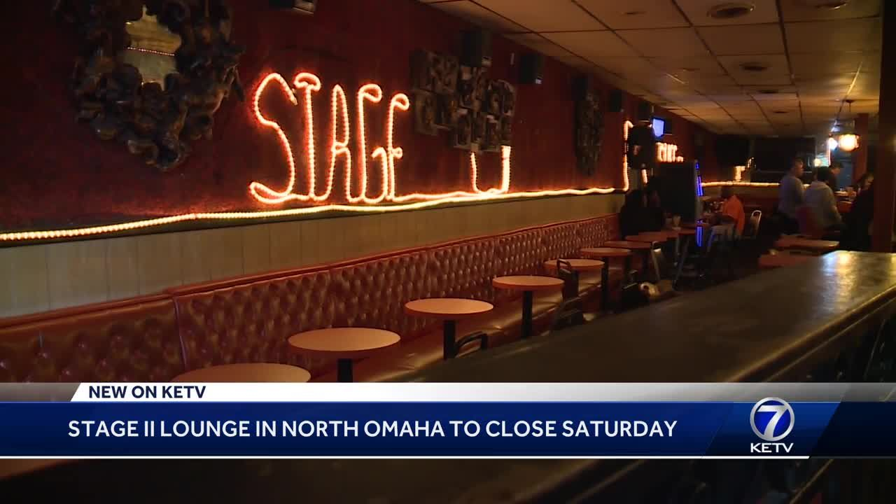 Stage II Lounge in North Omaha to close Saturday