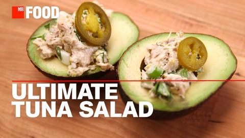 The Secret Ingredient For the Best Tuna Salad