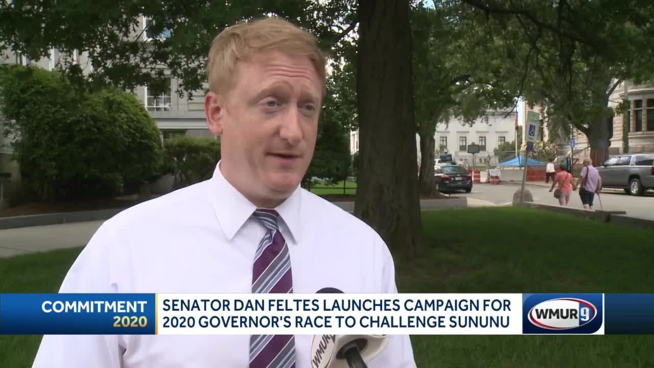 Feltes announces run for governor