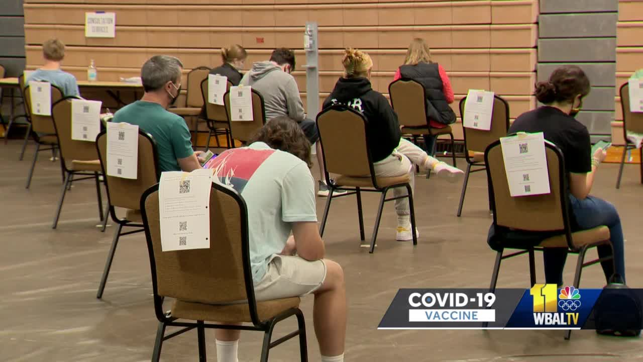 Colleges, universities offer COVID-19 vaccines to students, nearby residents