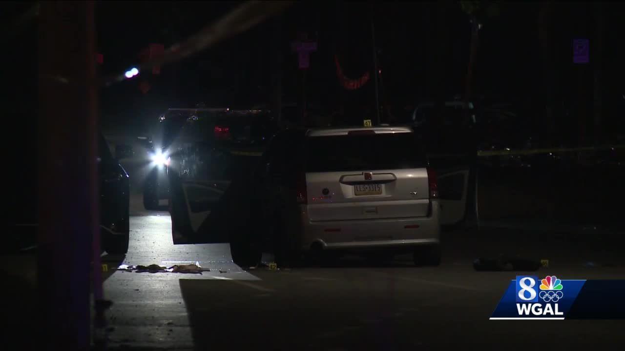 1 dead, 2 injured in York shooting