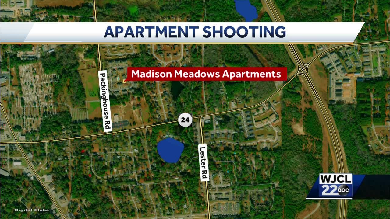 One man shot in Statesboro, police now looking for the person responsible