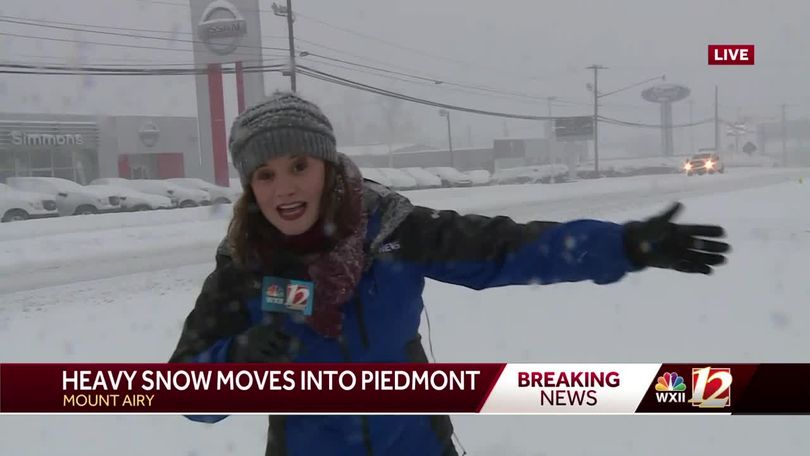 Let it snow, let it snow': Reporter is taking holiday song requests