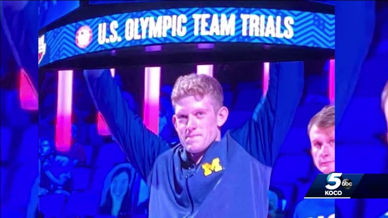 Swimmer hopes to inspire other Oklahoma swimmers after making US Olympic Team