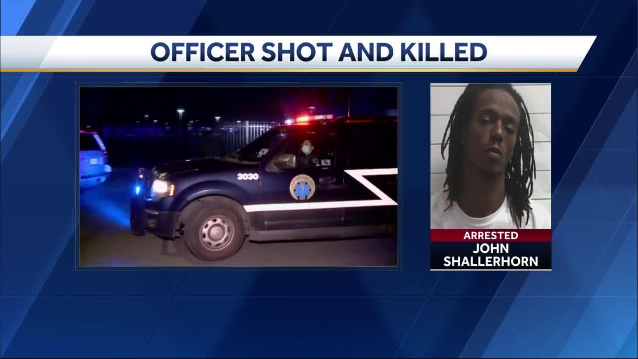 Deputy constable killed identified