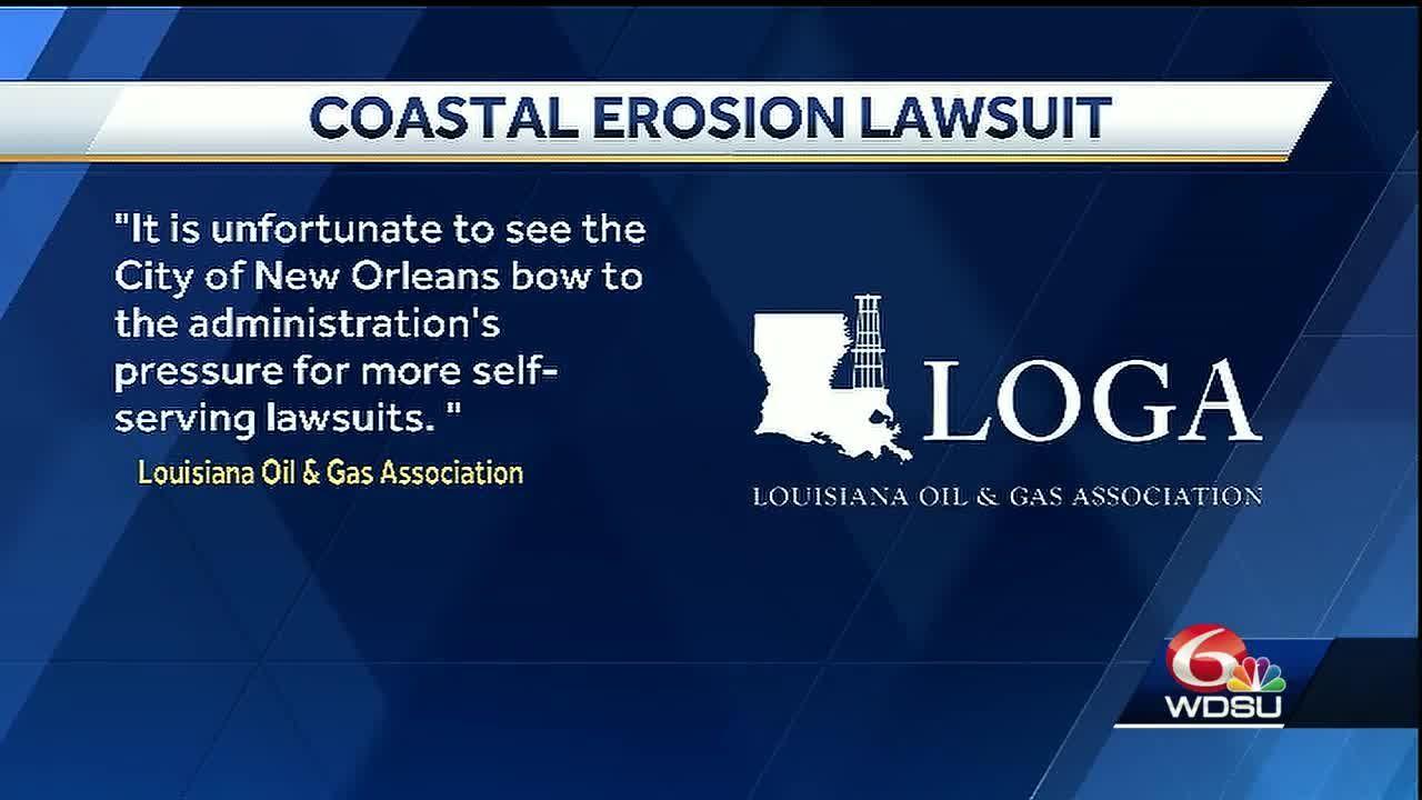 Coastal Erosion Lawsuit