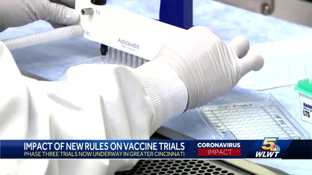 FDA guidelines to push back timeline of COVID-19 vaccine efforts
