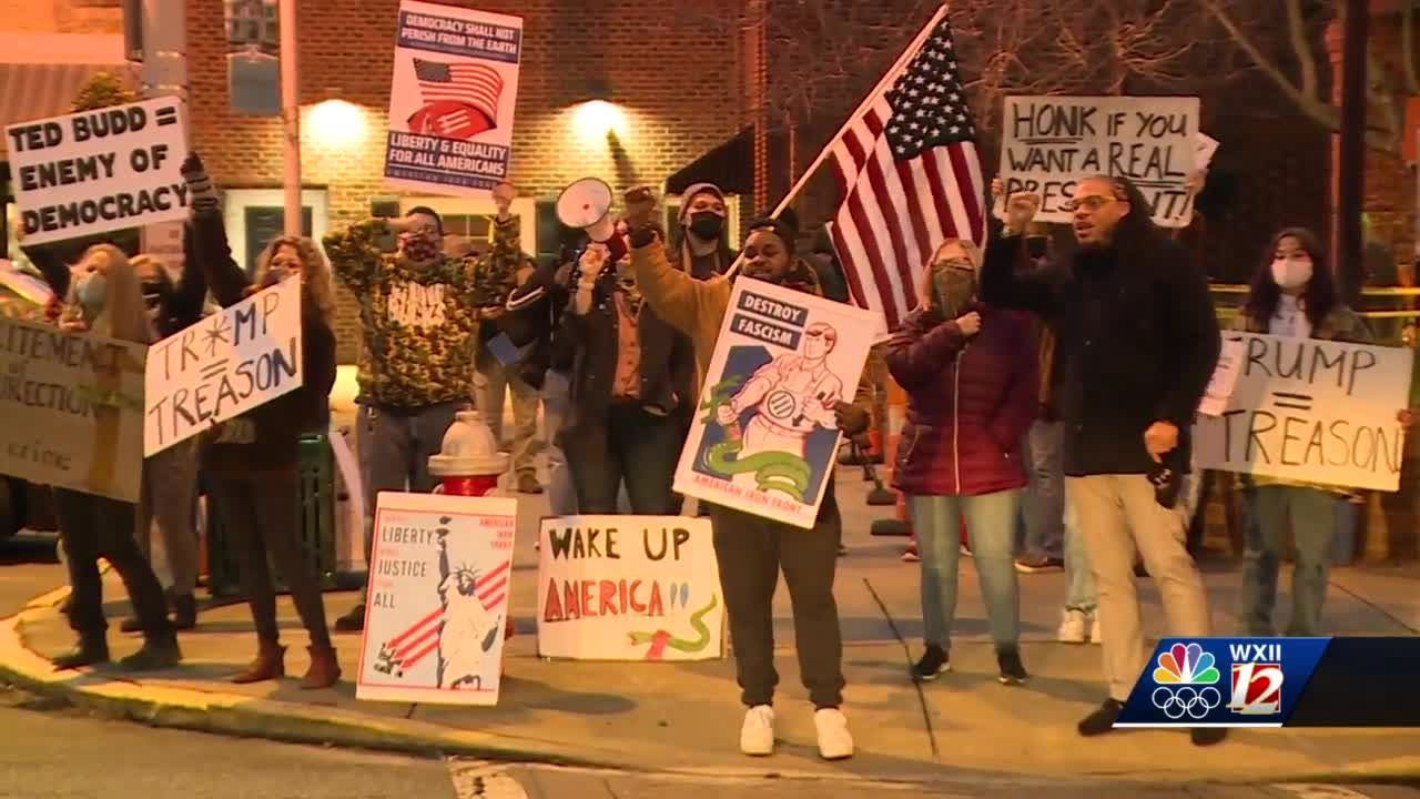 Occupy Graham demands congressman step down