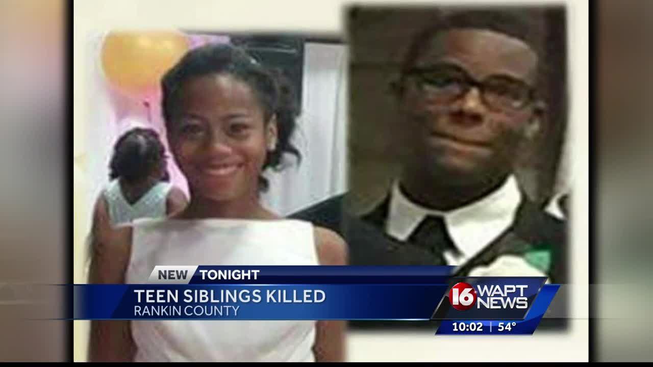 Teen Siblings Killed