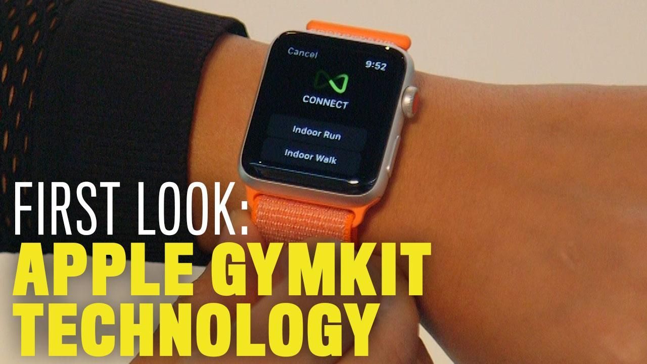 Apple's GymKit Technology Makes Tracking Your Workouts Easier—and More Accurate—Than Ever
