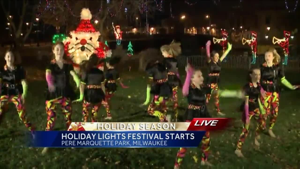 holiday lights festival kicks off tonight