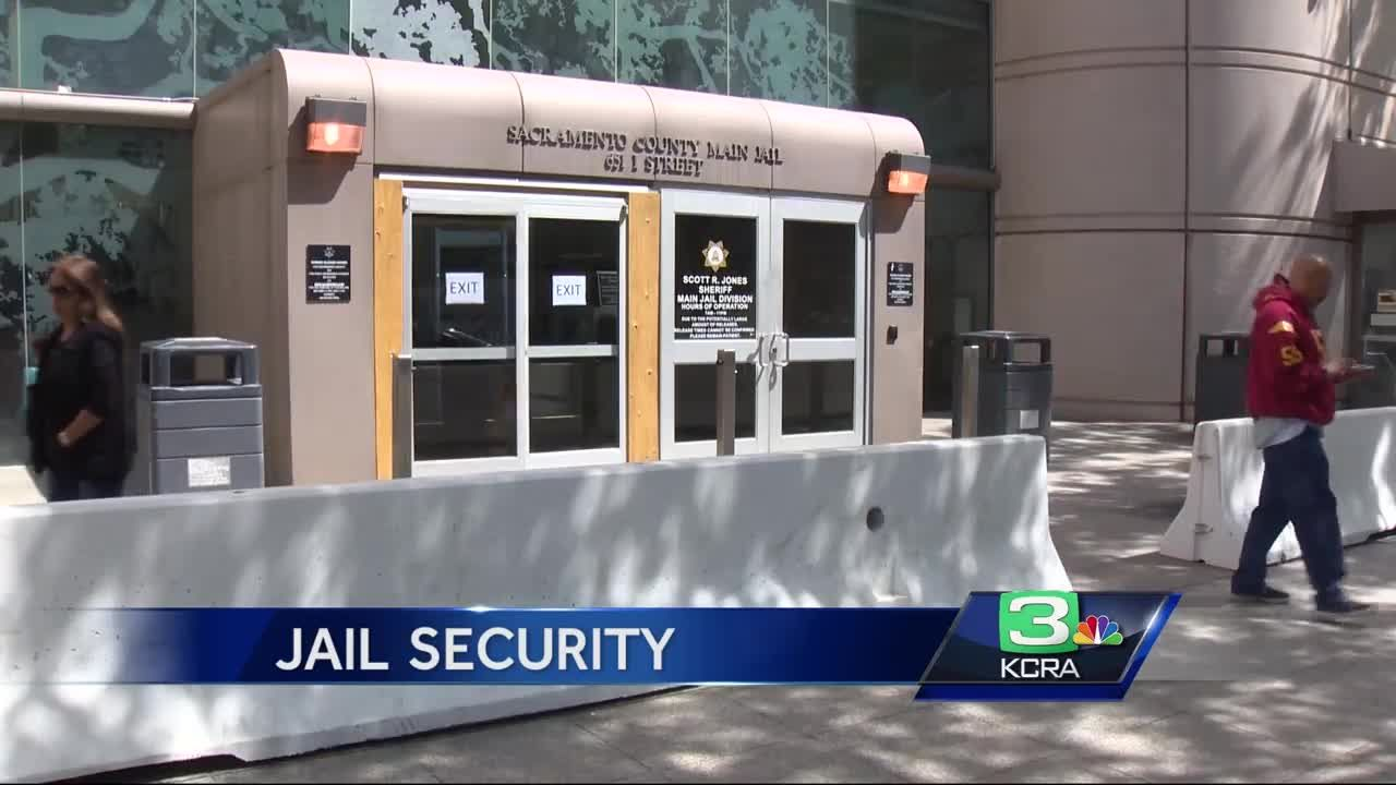 How Sacramento County jail is upgrading security