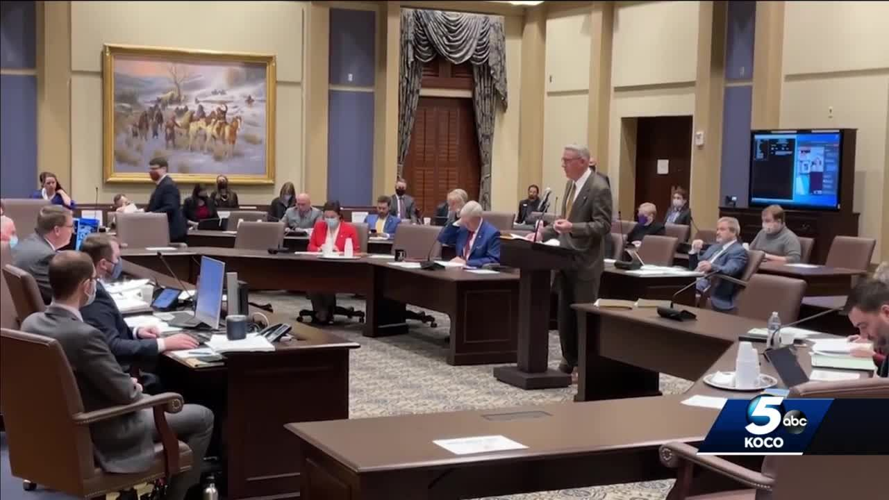 Oklahoma House approves bills to give lawmakers more power over relief funding use