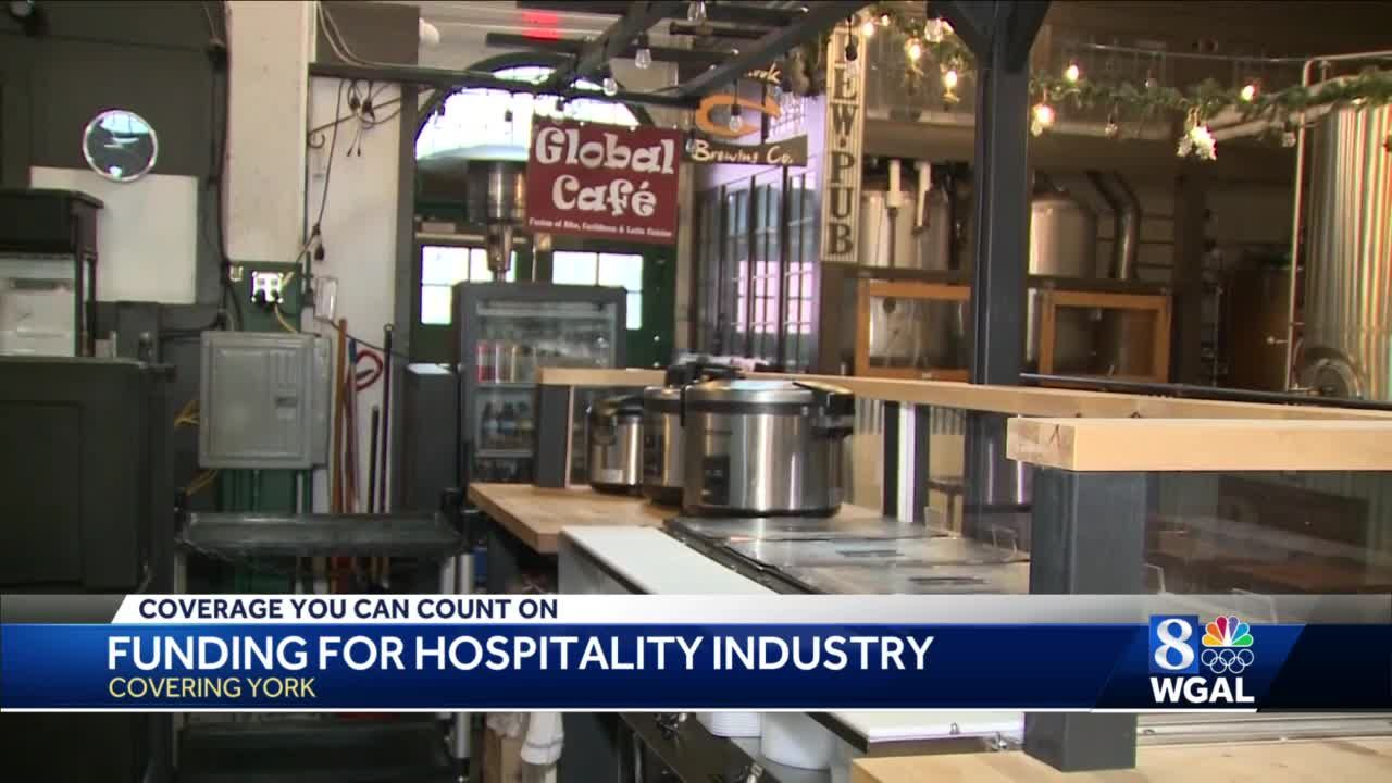 State grant helps some York County businesses keep their doors open