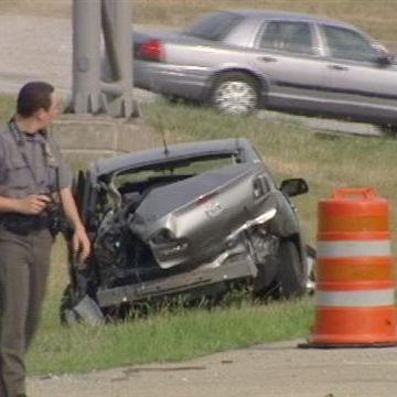8 injured in I-471 crash
