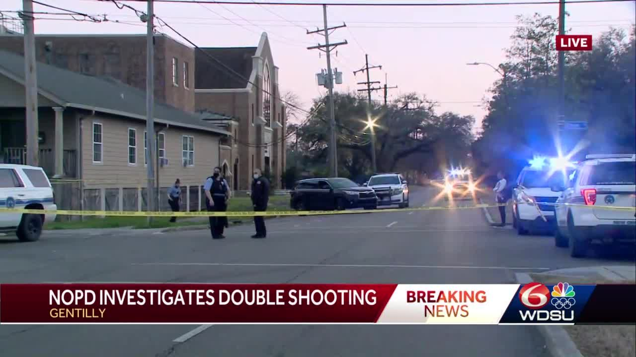 2 shot in Gentilly, NOPD investigating