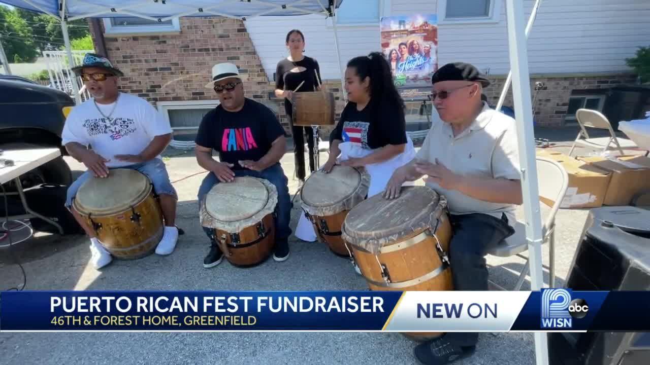 Puerto Rican festival returns to Milwaukee