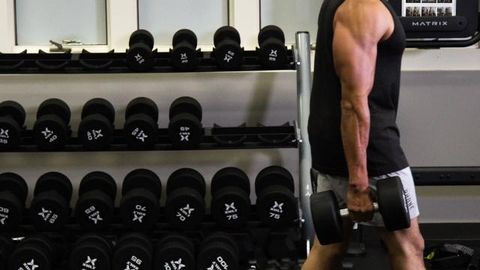 10 Best Forearm Workouts - Exercises for Forearms, Grip Strength