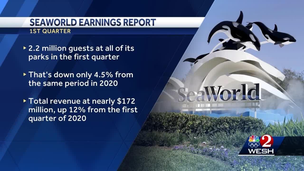 SeaWorld announces new permanent CEO