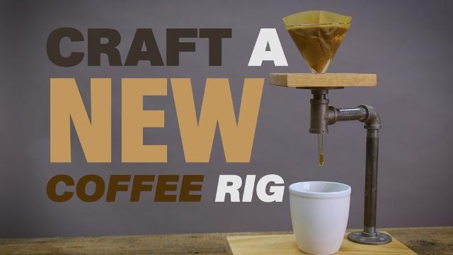 This DIY Coffee Maker Will Brew the Best Cup You've Ever Had