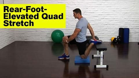 The Best Stretch for Your Quads