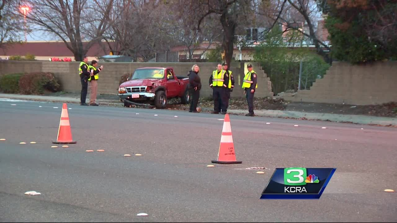22-year-old killed in crash on busy Roseville street