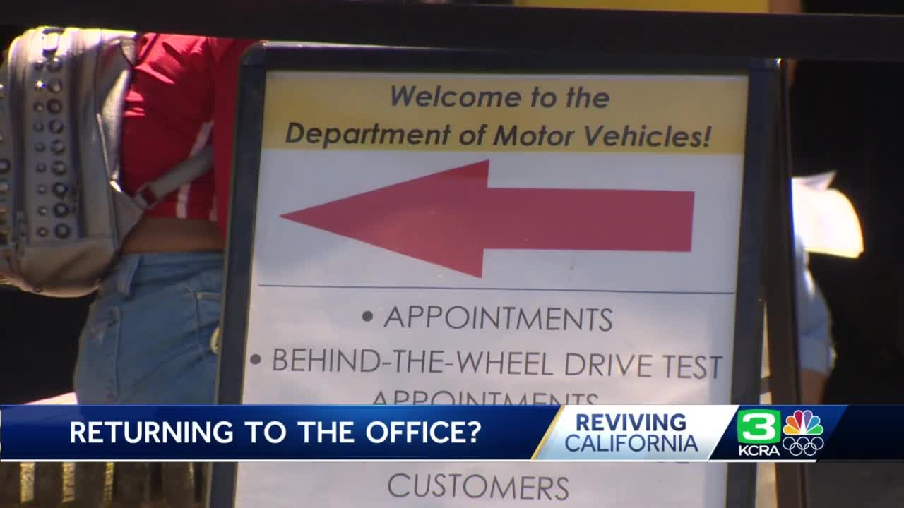 As CA to soon reopen, timeline for state workers to return to office unclear