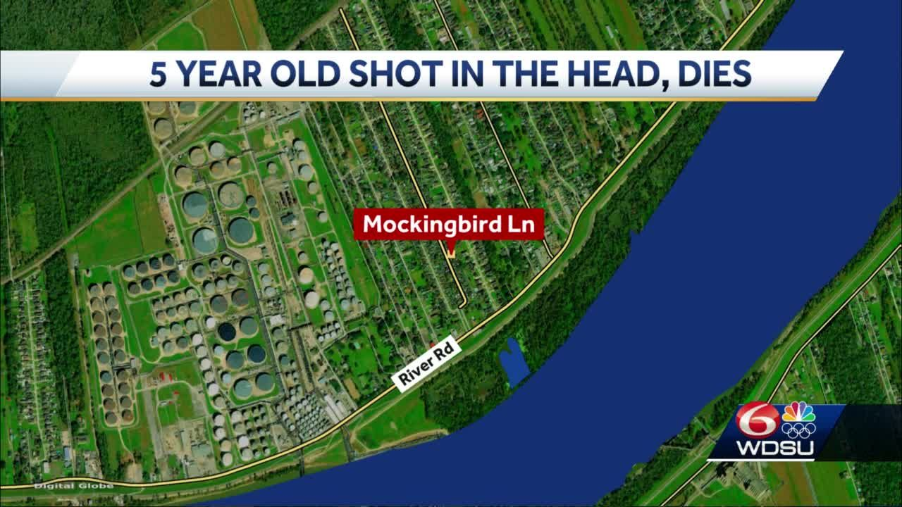 5-year-old dies from gunshot wound in St. Rose, officials investigating