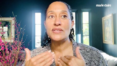 preview for Tracee Ellis Ross Masked and Answered