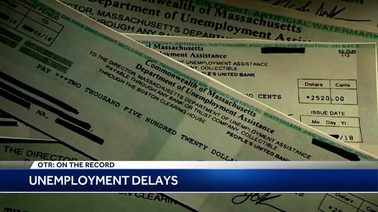 OTR: Gov. Baker addresses unemployment payment delays
