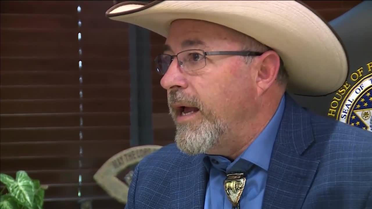 Oklahoma lawmaker accused of bigotry after saying transgender people 'have mental illness'
