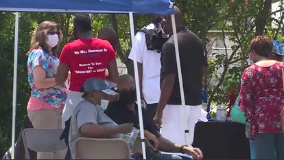 Voting rights event held in Riviera Beach