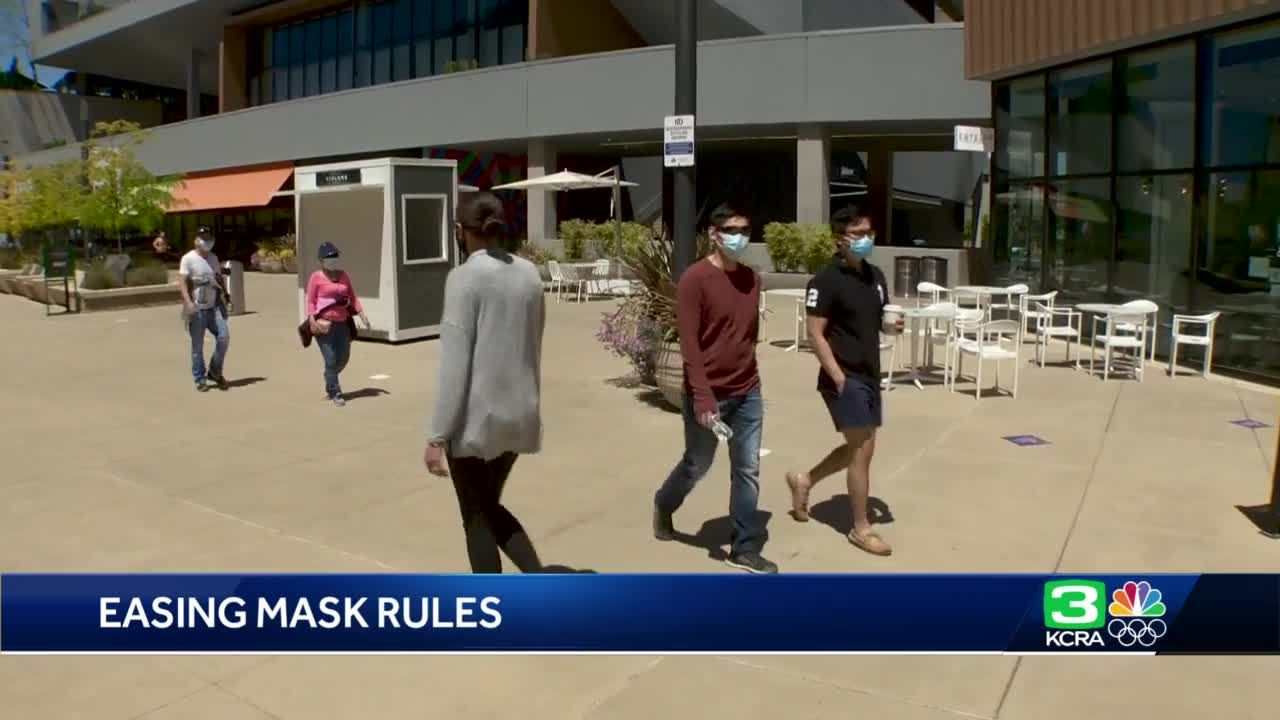 Sacramentans react to new CDC mask guidelines