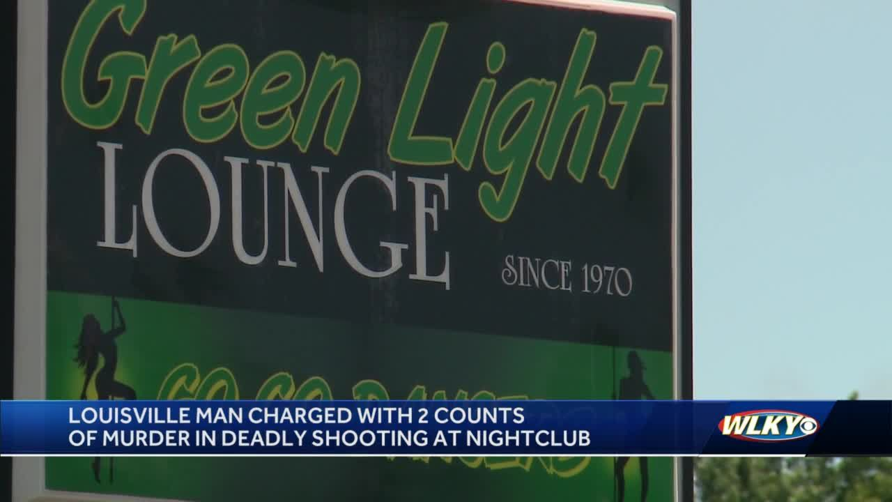 Louisville man charged with 2 counts of murder in deadly shooting at nightclub
